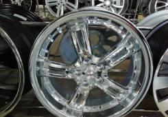 Диск колесный Диск литой 7.5х18 5x108 ЕТ40 dia 73.1 Forsage P1345 CH