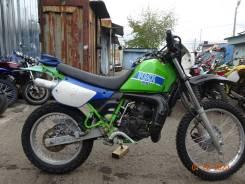 Kawasaki KMX200 рассрочка кредит, 1994