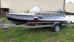 Лодка моторная Казанка М