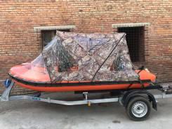 Комби - тент на лодки ПВХ