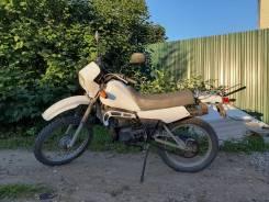 Yamaha DT50, 1990