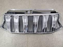 Решетка радиатора под Прадо хром на УАЗ Патриот