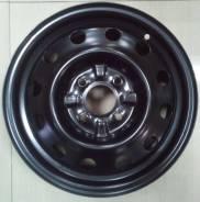 Штампованные стальные диски R15