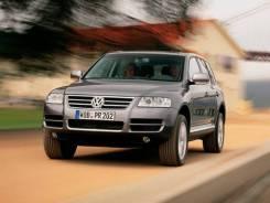 Двигатель Volkswagen AXQ V8 4.2 литра на Touareg