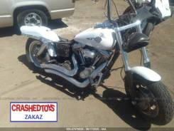 Harley-Davidson Dyna Fat Bob FXDF, 2011