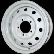Диск Кременчуг 6.0x15 5*139,7 ET40 D98 White (Chevrolet Niva)