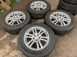 Sibilla R17 + Bridgestone Blizzak DM-V1, 225/65 R17 Япония