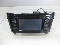 Магнитофон Nissan X-Trail, HNT32, HT32, NT32, T32 круговой обзор