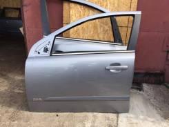Дверь передняя левая Opel Astra H 5d hatch серая
