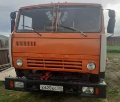 КамАЗ 5511, 1991