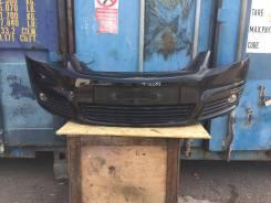 Бампер передний в сборе Opel Zafira B черный