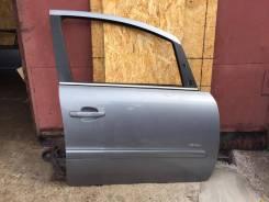 Дверь передняя правая серая Opel Zafira B