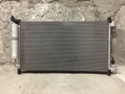Радиатор кондиционера Ниссан Тиида (Тида) C11