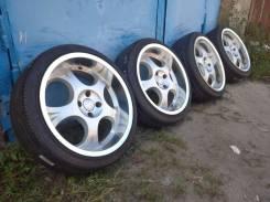 Редкие Bridgestone Beo на шинах Nankang 195/40/17 без пробега по РФ