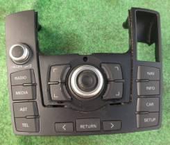 Блок управления mmi Audi A6C6 правый руль