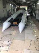 Solar 450+Suzuki DT30+Телега