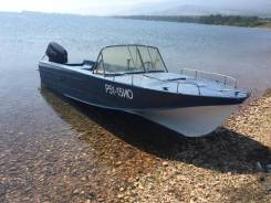 Продам моторную лодку Казанка 2М