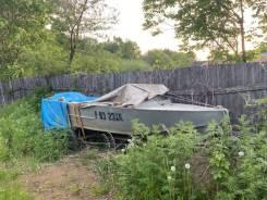 Телега под лодку