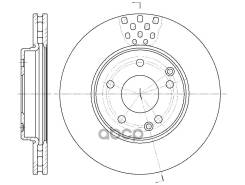 Диск Тормозной Вентилируемый G-Brake Gr-02912 Gbrake арт. GR-02912
