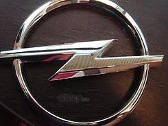 Эмблема решетки радиатора / OPEL Zafira-B 05~ General Motors 93185640