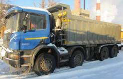 Самосвал Scania p8x400 , В г. Оренбурге год, 2015