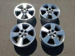 Оригинальные литые диски Toyota R15, 5/100
