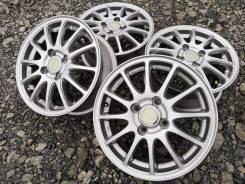 Шикарные граффитовые Bridgestone R14 4/400_vitz, Fit, Corolla, Filder