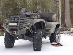 Arctic Cat Mudpro 1000, 2012