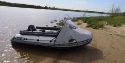 Продам лодку пвх риф тритон 390 с мотором