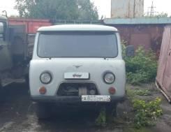 Фургон УАЗ 39099, В г. Кемерово год, 2002