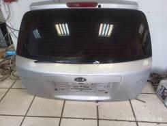 Крышка багажника со стеклом полностью в сборе KIA Cerato 2004-2008