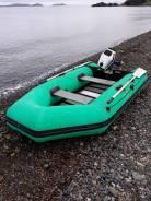 Лодка Орион-5 с мотором Honda