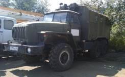 Фургон на шасси Урал 5757, В г. Оренбурге год, 2009