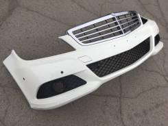 Бампер передний с решеткой Mercedes-Benz C-Class W204