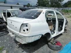Кузов голый Toyota Platz NCP12 [Kaitaiauto]