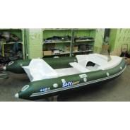 Лодка РИБ Скайбот SB 440 RK