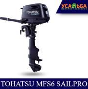 Лодочный мотор Tohatsu MFS6 Sailpro