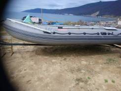 Моторная лодка посейдон
