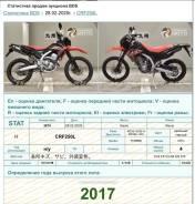 Honda CRF 250L, 2017