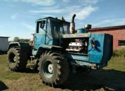 Трактор Т-150К, В Республике Башкортостан д. Алакаево, 1986