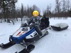 Arctic Cat Bearcat 2000 XT, 2014