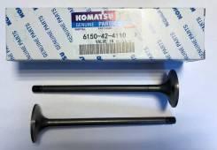 Клапан двигателя Komatsu 6D125 / S6D125 / SAA6D125 ( 9-45-170мм) (IN) Original