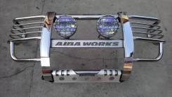 Кенгурятник Aiba Works TLC Prado 90/95