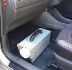 Озонирование. Обработка салонов авто и помещений