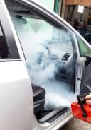 """""""Сухой туман"""". Устранение запахов в авто. """"Ozonbox"""""""