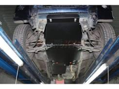 Защита картера Mitsubishi Pajero Mini из 3-х частей