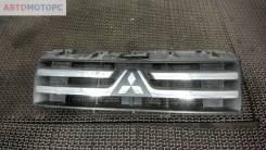 Решетка радиатора Mitsubishi Pajero 2006-2011 (Джип (3-дв. )