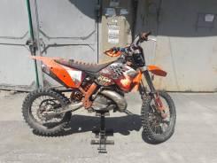KTM 300 EXC, 2008