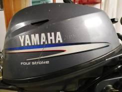 Мотор лодочный Yamaha 20 четырехтактный