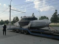 Катер лодка Волжанка Voyager 700 Cabin C Yamaha F250